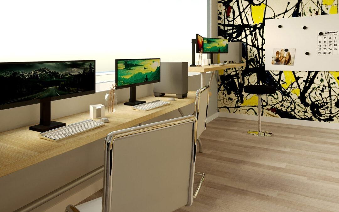 3D Interior project