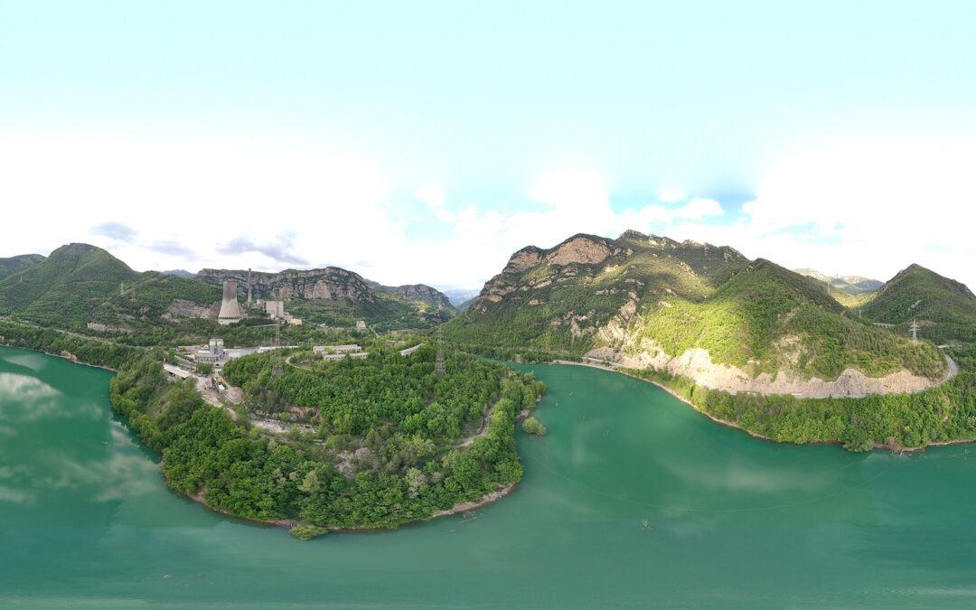 360º Aerial Panoramas