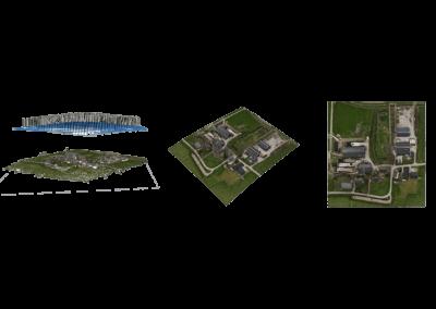 3D Aerial scanning