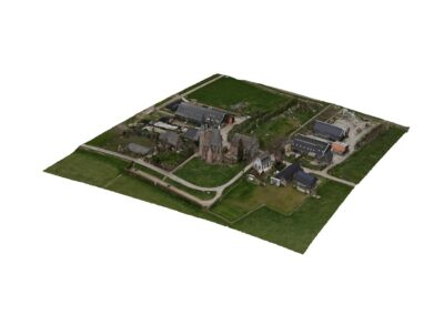 Drone scan image
