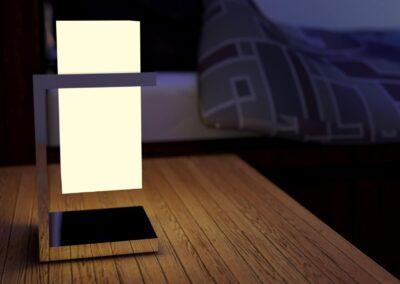 bed light min