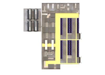 3D Factory Model